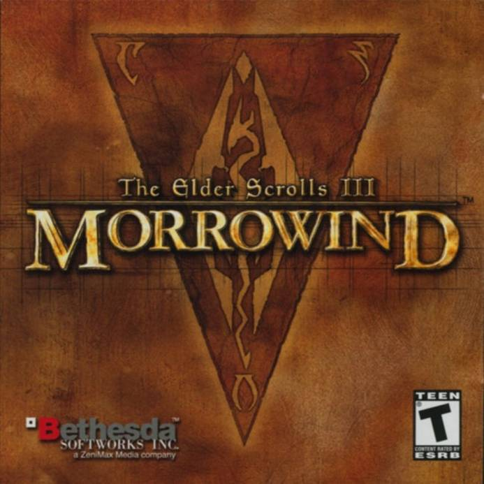 The Elder Scrolls 3 - Morrowind