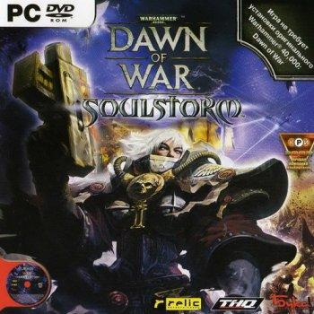 Warhammer 40000: Dawn Of War - Soulstorm